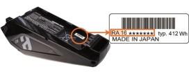 KTM Recalls Panasonic Batteries