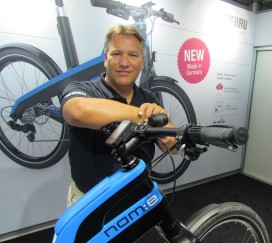 Rehau's First Injection Molded E-Bike Bodies Hit Market Already in 2016
