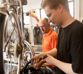 TWIN Presents E-Bike Training for EU Training Institutes
