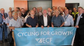 CONEBI and ECF Join Forces for Cycling for Growth Initiative