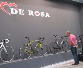 De Rosa and Pininfarina Partner in 3D Printing