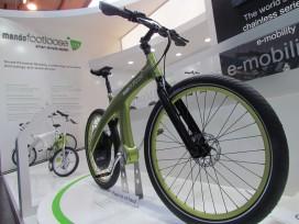 Mando Unveiled 3rd Generation E-Bike