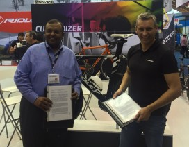 TI Cycles Enters into Licensing Deal with Ridley