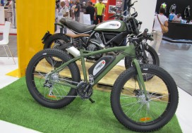 Italwin Develops Ducati E-Bike
