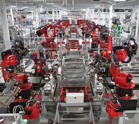 像製造汽車底盤那樣製造合金車架