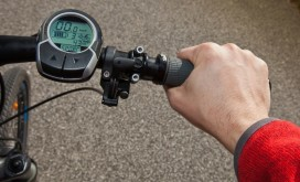Realistic Study on E-Bike Traffic Safety
