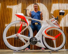 UCI To Change Aerodynamic Limits; Specialized's Vision on Future Bikes