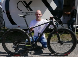 Benotti Maker Benobikes Acquires AX-Lightness