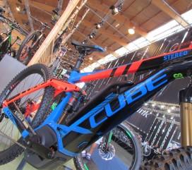 Cube退出歐洲自行車展
