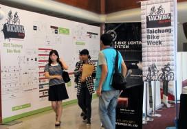 Is Eurobike Taking Over Taichung Bike Week's Role?