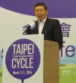 Business and Velo-city Combined at Taipei Cycle 2016