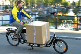 Continental Launches e-Cargo Bikes Dedicated Belt Drive