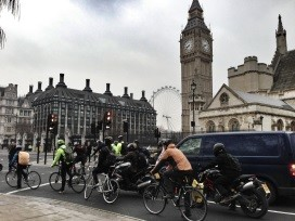 'Bicycle Lanes Have Devastating WW2 Impact on London'