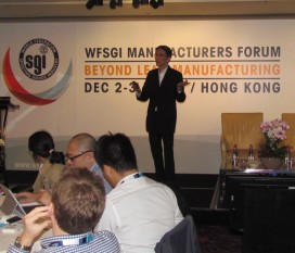 Manufacturers' Forum on Excellent Lean Production; Increasing Speed to Market and Making Money on Waste