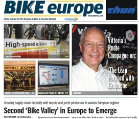 Bike Europe's December Issue Available Online