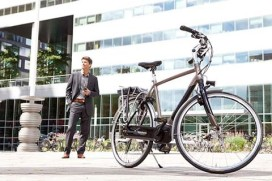 E-Cycling City Amsterdam to Hosts AVERE's e-Mobility Conference