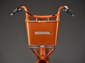 Nike在波特蘭自行車共享系統裡踏入自行車領域