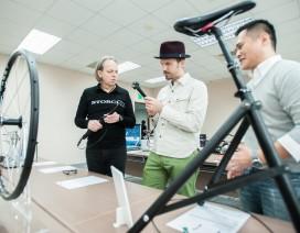 評審團選出2016年台北國際自行車展創新設計獎