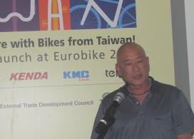 TBA Member Meeting: Taiwan Grows Bicycle Export