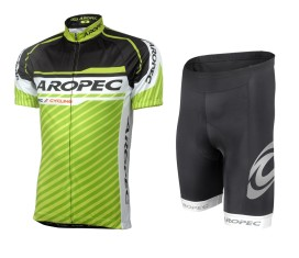 Aropec Steps Up Cycling Gear Offering