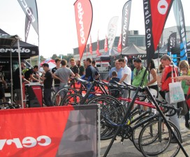 CosmoBike Returns to Verona After Successful Premiere