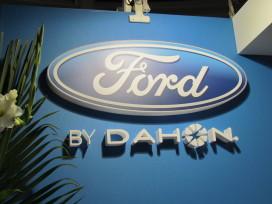 Dahon在台北國際自行車展上為歐洲市場發表Ford自行車。