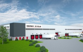 Derby Cycle Opens 150,000 Unit Warehouse