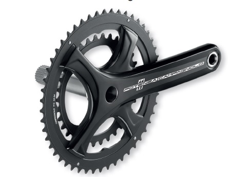 Bike europe campa potenza crank