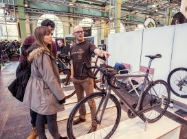 Popularity of Cycling Reflected in Danish Bike Show