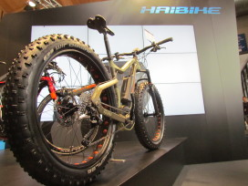 下個自行車業界的大物就是:電動登山車!