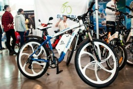 Russia's Velo-Park 2016 Bike Show in Moscow Reflects Struggling Economy
