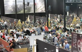 Derby Cycle Pulls Out of Eurobike