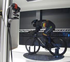 Flanders' Bike Valley Opens Wind Tunnel