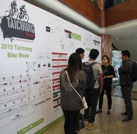 Eurobike Takes Up Active Role in Taichung Bike Week