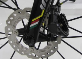 UCI Suspends Disc Brake Testing for Road Race