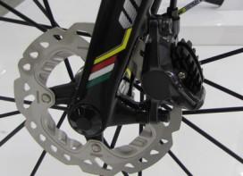UCI暫停在公路車賽事中碟煞系統的測試