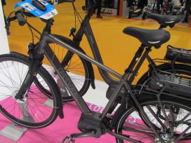 2016中國國際自行車展:中國電動自行車製造商轉進歐洲