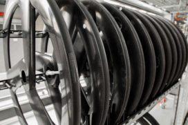 FSA 啟用全新Vision輪組製造工廠