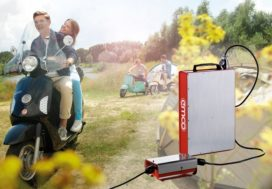 New Li-Ion Battery To Offer 30% More Range