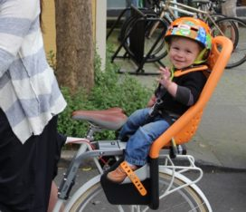 Thule Acquired Dutch Child Bike Seat Maker GMG