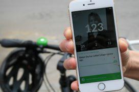New App Gets Danes on Bikes