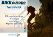 Type-Approval Requirements for E-Bikes in Bike Europe White Paper Updated