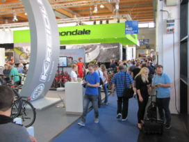 Trade and 'Experience' Combined at Eurobike