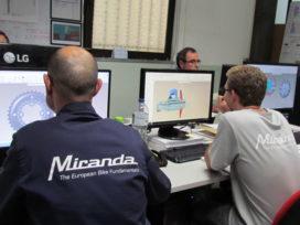 Miranda Rapidly Expanding Product Range