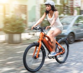 Stromer Takes Technology Top-Down with ST1 X