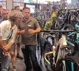 Survey on 3 or 4 Business Days at Eurobike 2018