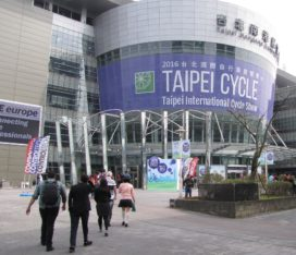 Taipei Cycle Gets Demo Day in 2017