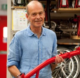 Brompton Founder Steps Down From the Board
