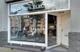 Milestone for E-Bikes in Holland