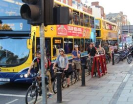 Dublin to Host Velo-city 2019